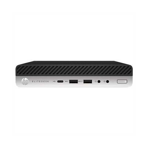 HP EliteDesk 800 G4 i5-8500 8GB 256SSD W10Pro