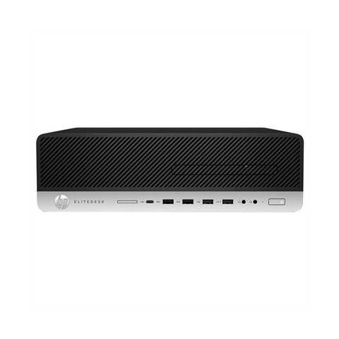 HP EliteDesk 800 G4 SFF i5-8500 8GB 256SSD W10Pro
