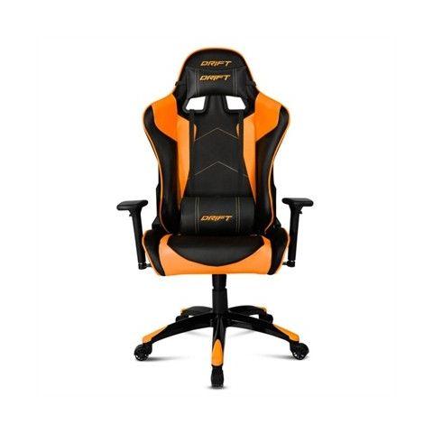 Drift Silla Gaming DR300 Negro Naranja