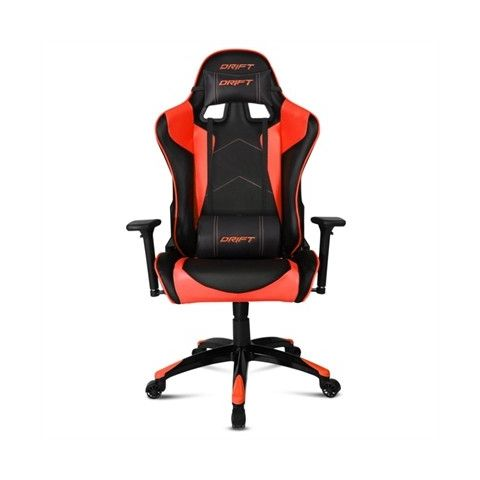 Drift Silla Gaming DR300 Negro Rojo