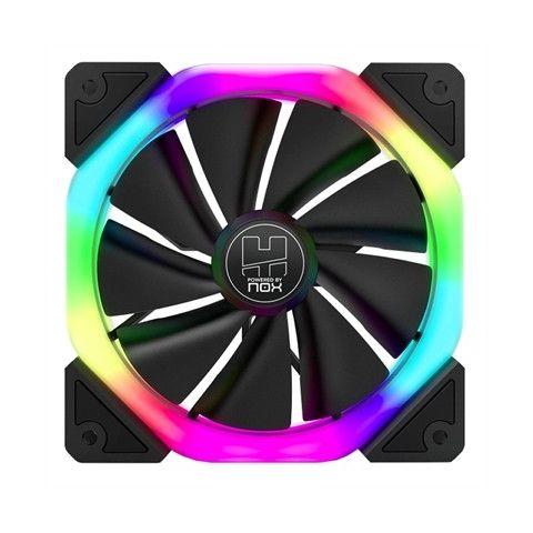 Nox Ventilador Caja Hummer D Fan RGB