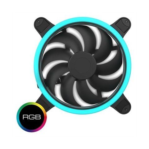 Hiditec Ventilador Gaming 120MM RGB OEM