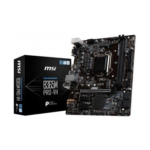 MSI Placa Base B365M PRO VH mATX LGA1151