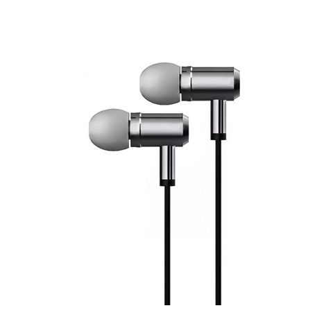 X One AMI1000S Auriculares In Ear mic metal Plata