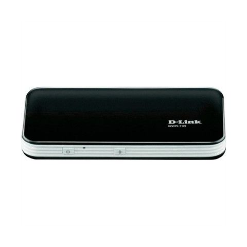 D Link DWR 730 Router Movil 3G WiFi 21 Mbps