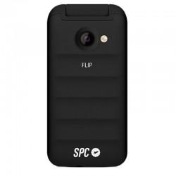 SPC 2306N Flip Telefono Movil BT FM Negro