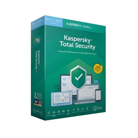 Kaspersky Total Security MD 2020 3L 1A