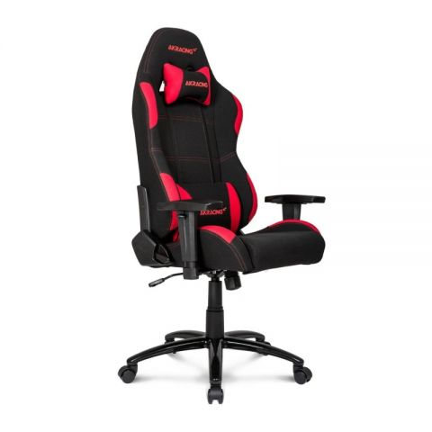 AKRacing Silla Gaming Core Series EX Negro Rojo