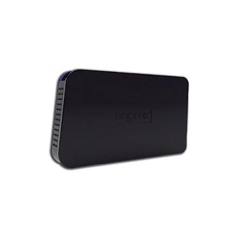 approx appHDD05BK Caja Ext25 USB 20 Negra