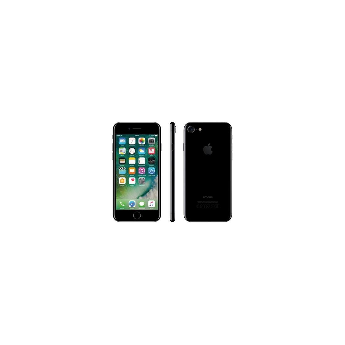 CKP iPhone 7 Semi Nuevo 128GB Negro Mate