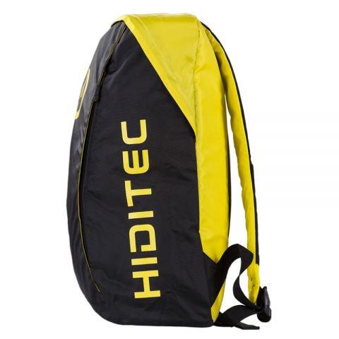 Hiditec Mochila Urban Backpack Negra Amarilla