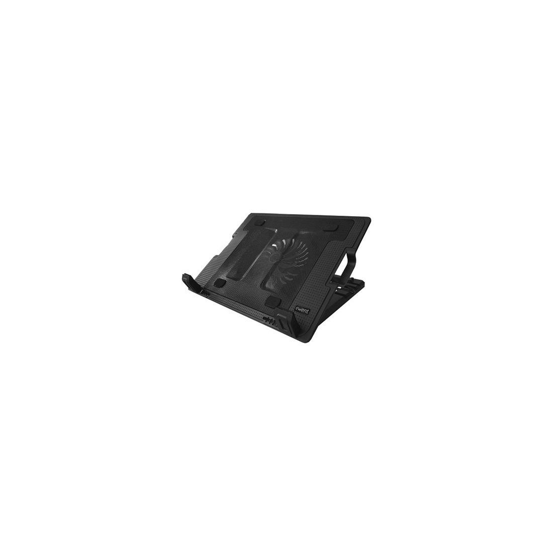 EWENT EW1258 Soporte Ventilador Portatil 172 USB