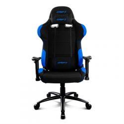 Drift DR100BL Silla Gaming Negra Azul