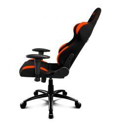 Drift DR100BO Silla Gaming Negra Naranja