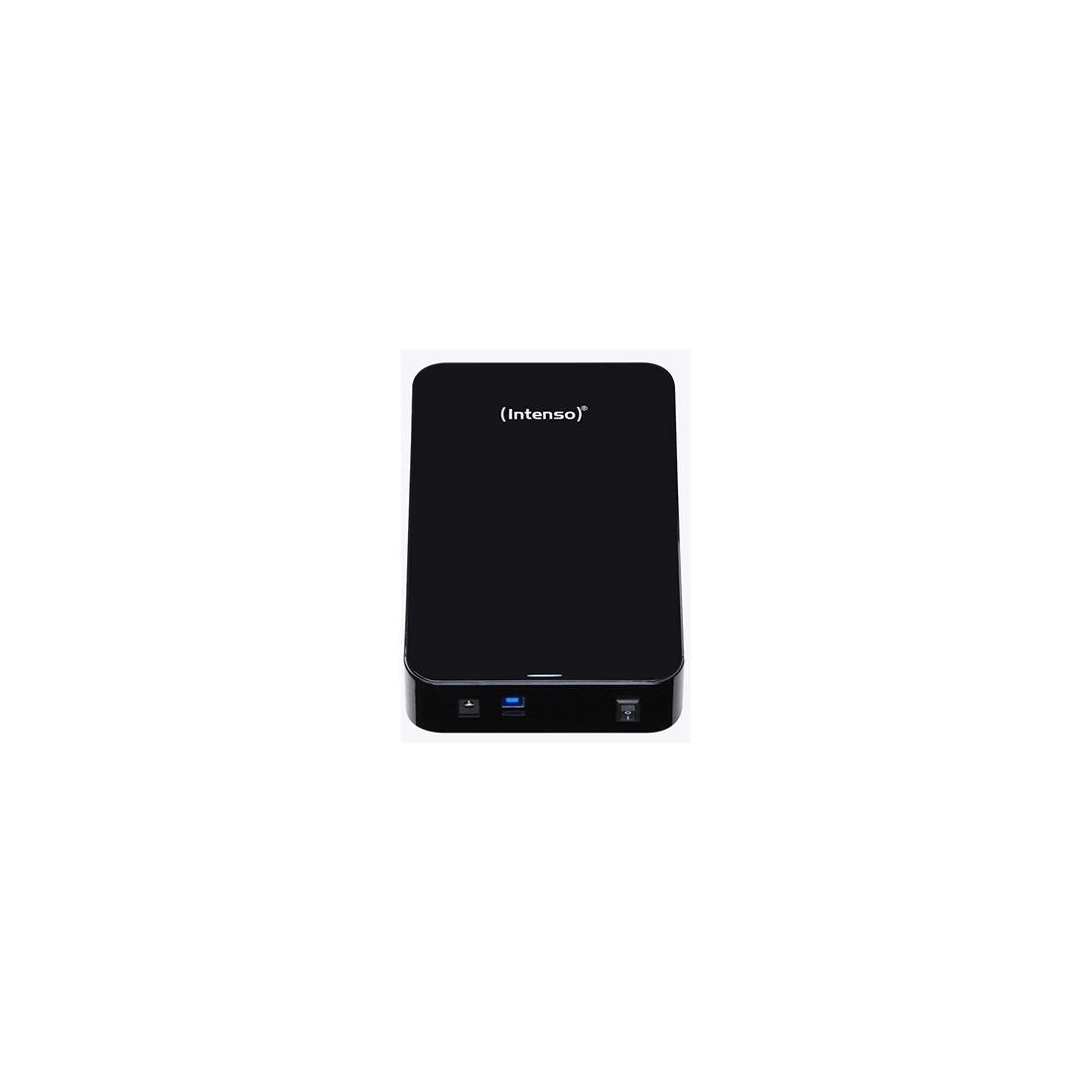 Intenso HD 6031512 4TB 35 USB 30 Negro