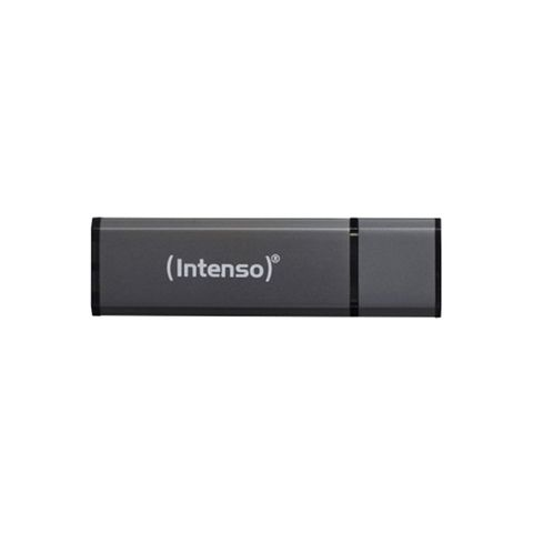 Intenso 3521481 Lapiz USB 20 Alu 32GB Antracita