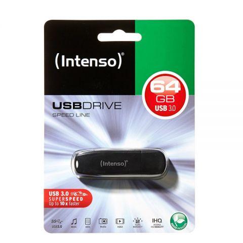 Intenso 3533490 Lapiz USB 30 Speed 64GB
