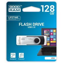 Goodram UTS2 Lapiz USB 128GB USB20 Negro