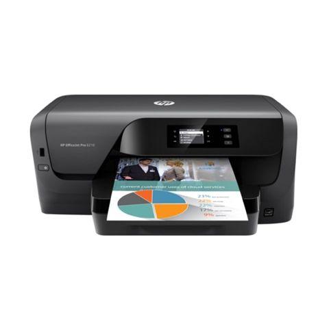 HP Impresora Color Officejet Pro 8210 Duplex Red
