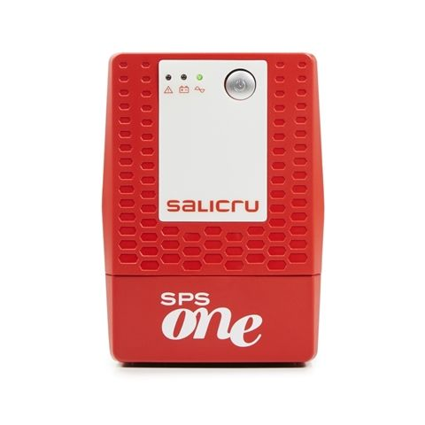 Salicru SPS one 700VA SAI 360W 2xSchuko 2xRJ11 USB