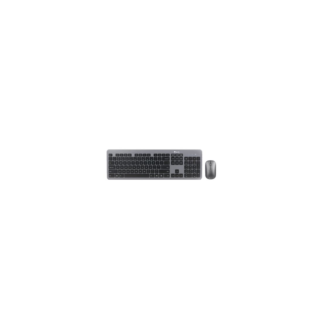 NGS Kit tecladoraton inalambrico 24 ghz Slim