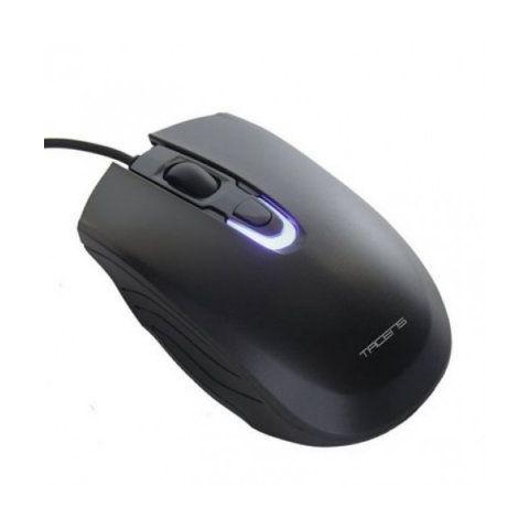 Tacens Anima raton optico USB Negro 2000DPI
