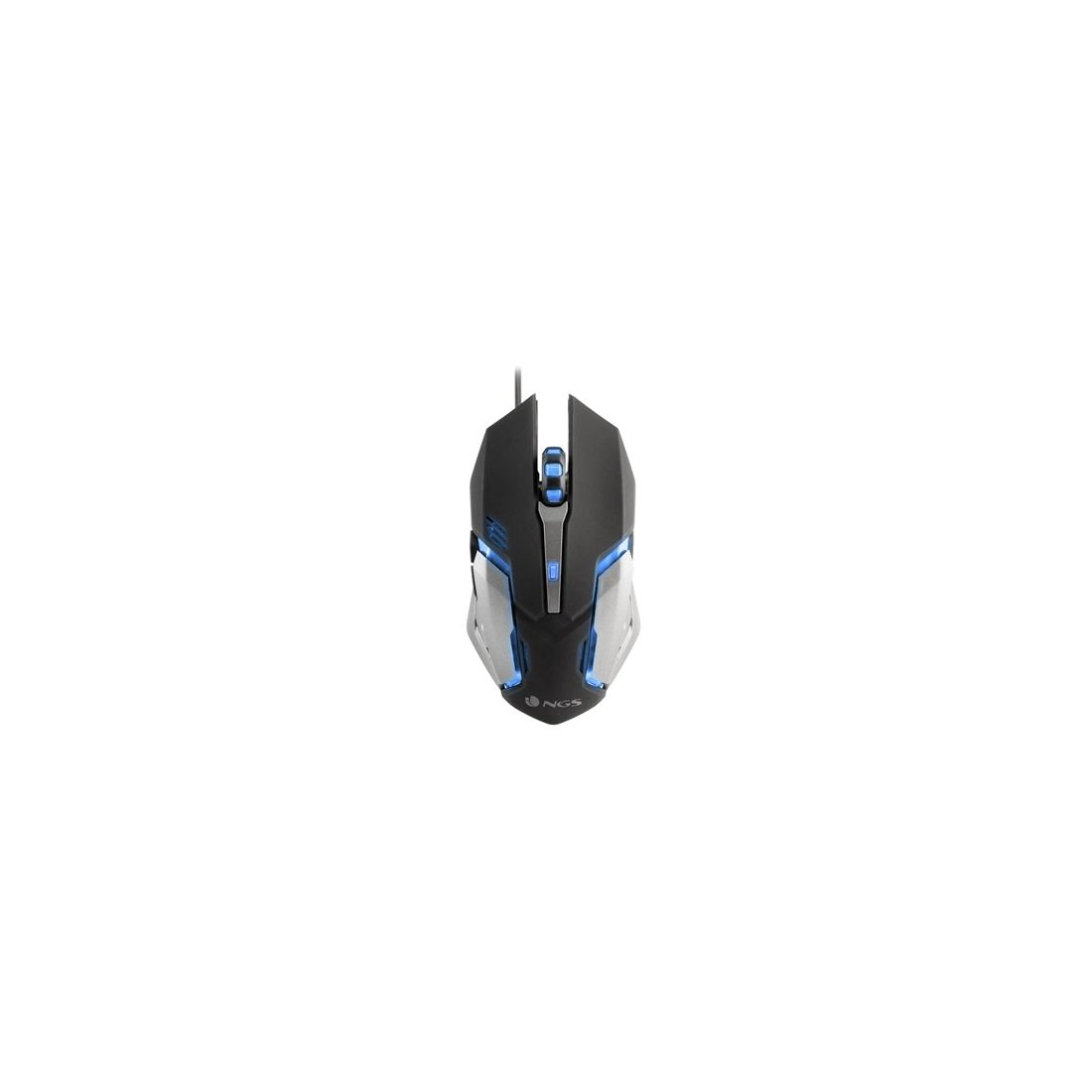 NGS Raton Gaming GMX 100 7 Colores LED 2200 DPI