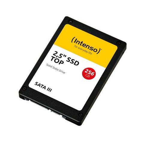 Intenso 3812440 Top SSD 256GB 25 Sata3