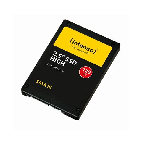Intenso 3813430 HIGH SSD 120GB 25 Sata3