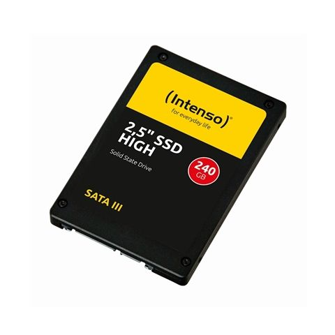 Intenso 3813440 HIGH SSD 240GB 25 Sata3