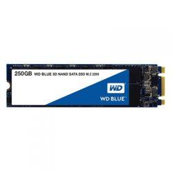Western Digital WDS250G2B0B SSD M2 2280 250GB Blu