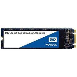 Western Digital WDS500G2B0B SSD M2 2280 500GB Blu