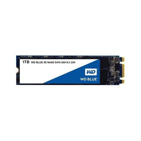 Western Digital WDS100T2B0B SSD M2 2280 1TB Blue