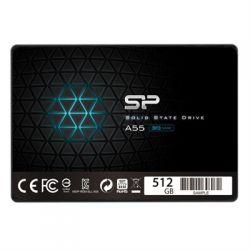 SP A55 SSD 512GB 25 7mm Sata3