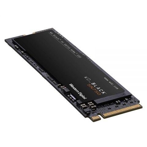 Western Digital WDS500G3X0C SSD NVMe M2 2280 500G