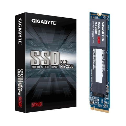 GIGABYTE GP GSM2NE3512GNTD SSD NVMe M2 512GB
