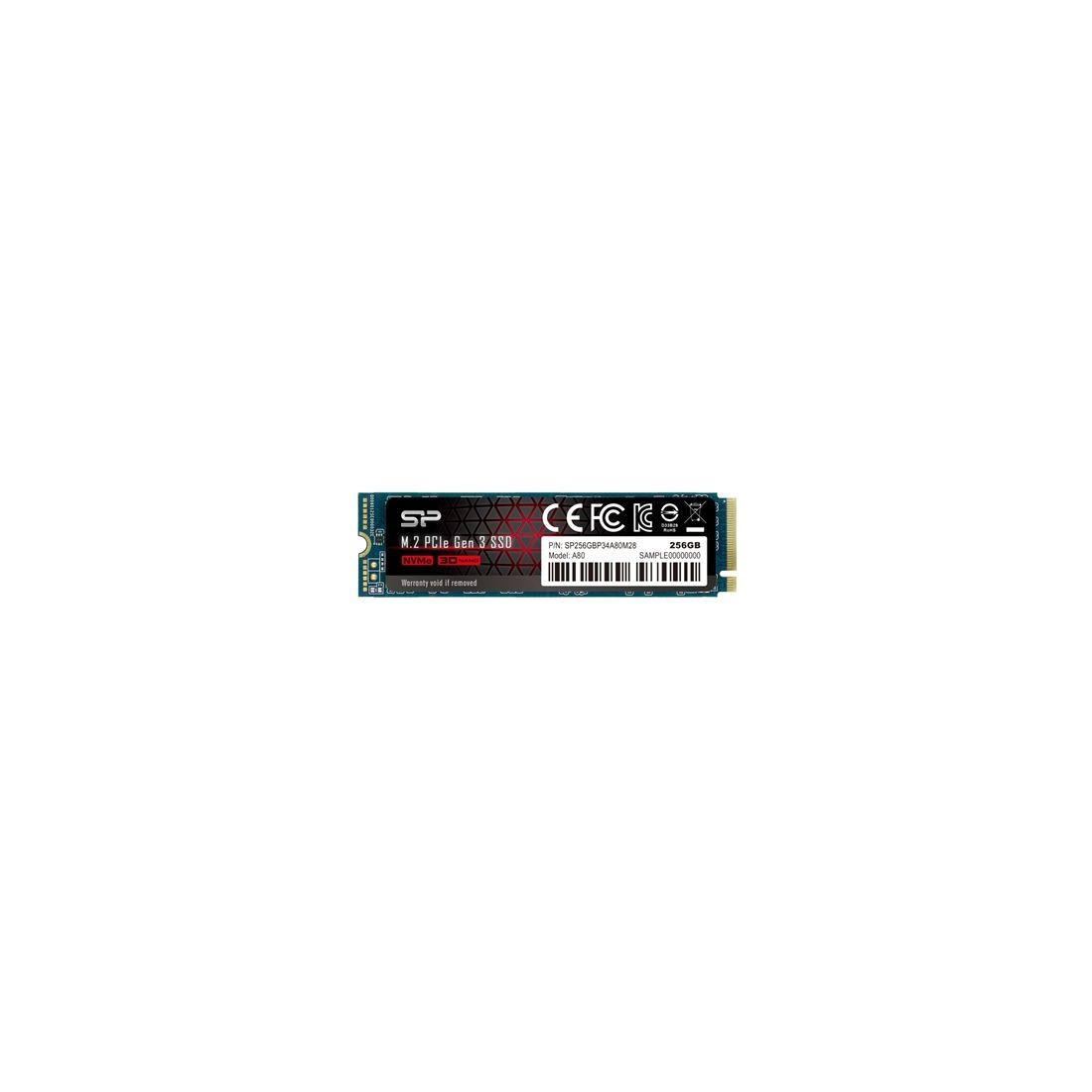 SP Ace A80 SSD NVMe 256GB