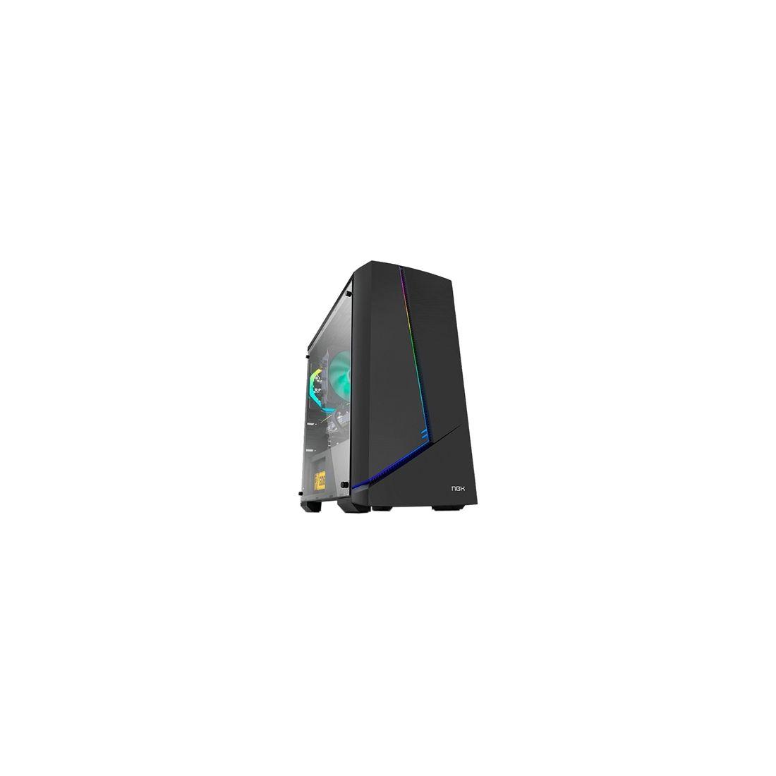 Nox Mini torre mATX Infinity ALPHA ARGB