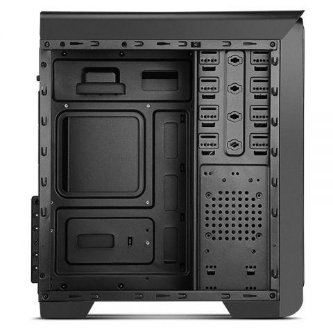 Nox Caja Semitorre ATX MODUS AZUL USB 30