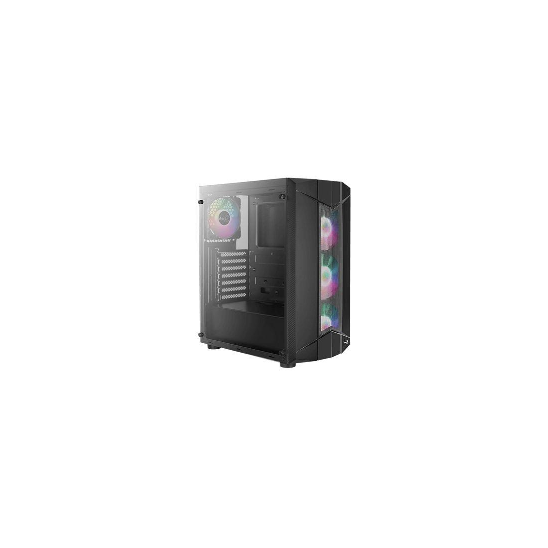 Aerocool Caja SENTINEL Ctemp v 4X 120MM ARGB