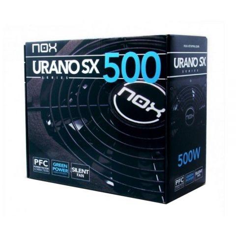 NOX Fuente Alimentacion Urano SX 500W ATX
