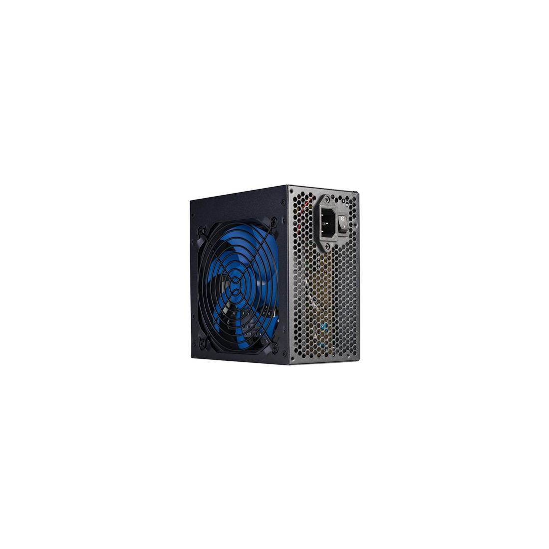 Hiditec Fuente AlSX 500W 60 Black 120mm fan