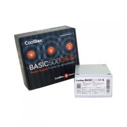 Coolbox Fuente AlimSFX 500GR S CEROHS