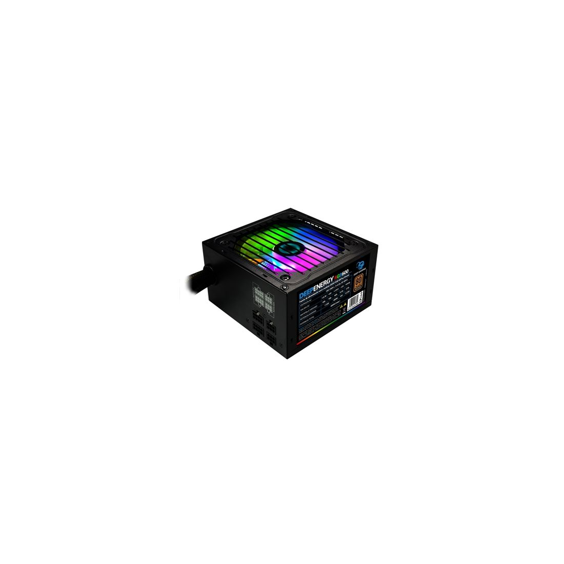 COOLBOX FTE ALIM ATX DEEPGAMING DEEPENERGY 600 R