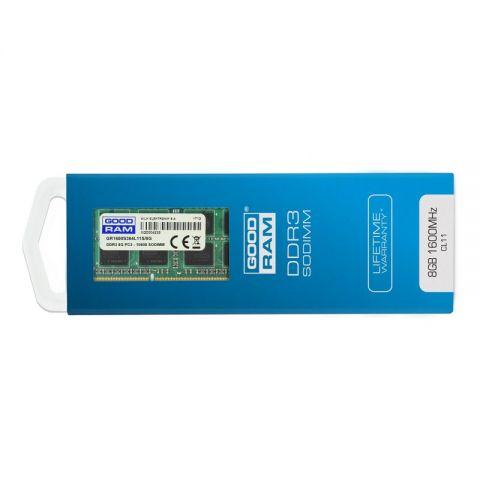 Goodram 4GB DDR3 1600MHz CL11 135V SR SODIMM