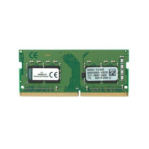 Kingston KVR24S17S6 4 4GB SoDIM DDR4 2400MHz 120V