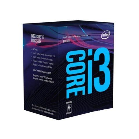 Intel Core i3 8100 36Ghz 6MB LGA 1151 BOX