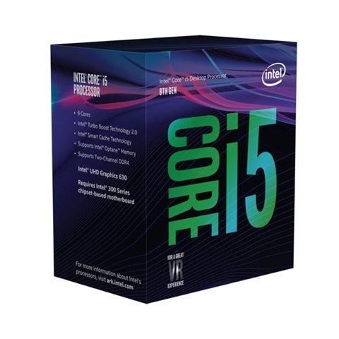 Intel Core i5 8400 28Ghz 9MB LGA 1151 BOX