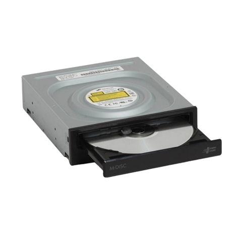 Hitachi LG GH24NSD5 DVD RW Interna Negra OEM