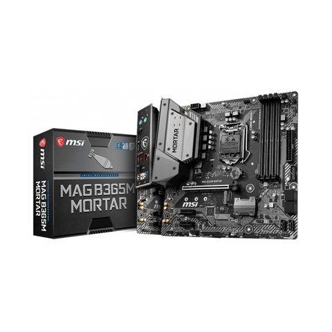MSI Placa Base MAG B365M MORTAR mATX LGA1151
